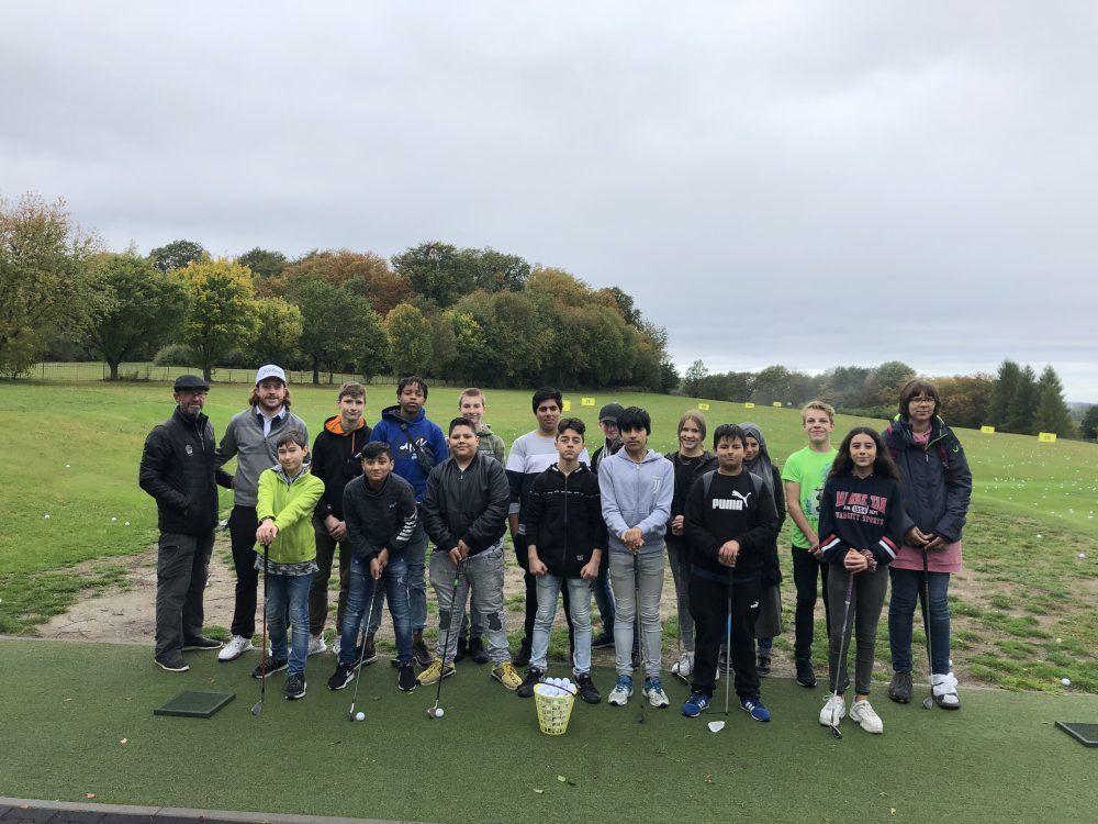 Golftag für die Klasse H7