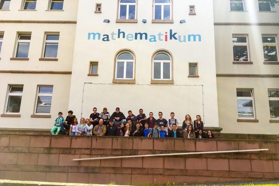 Besuch im Mathematikum