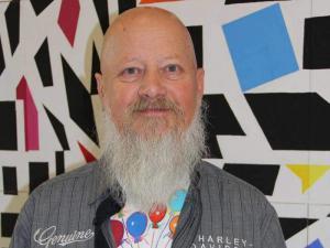 Burkhard Weckler war 35 Jahre an Max-Ernst-Schule tätig