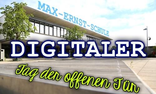 Digitaler Tag der offenen Tür und Telefontermine für Beratungsgespräche
