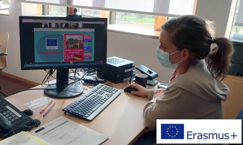 Erasmus+ vom 21.04 – 23.04 2021 / Mobilität Nordmazedonien
