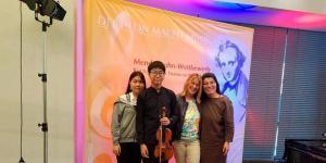 Erste Plätze für MES-Schüler bei Mendelssohn-Wettbewerb