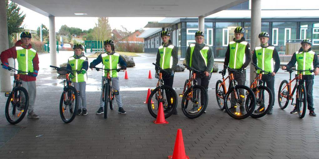 """MES in Riedelbach wird zur """"Bike School"""""""