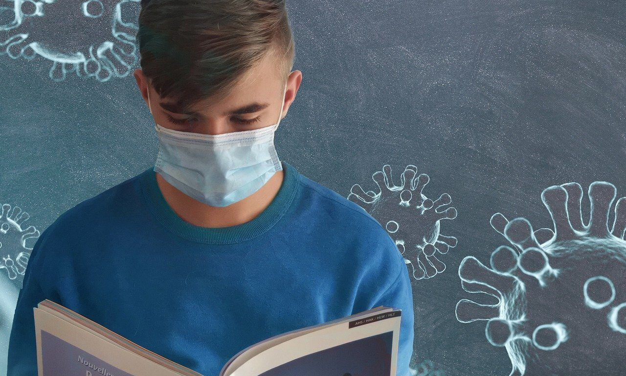 Maskenpflicht im Unterricht ab Montag, 19.10.2020