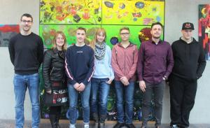 Max-Ernst-Schule ehrt Schulsieger des Mathematikwettbewerbs