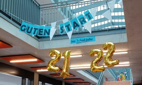 Einschulungsfeier an der Max-Ernst-Schule in Riedelbach