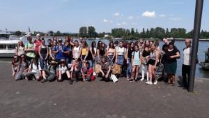 Ungarnaustausch 2019: 21 Schüler aus Szikszó zu Gast im Taunus