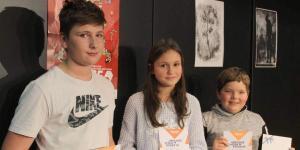 Vorlesewettbewerb: Mit Buchstaben Bilder im Kopf erschaffen