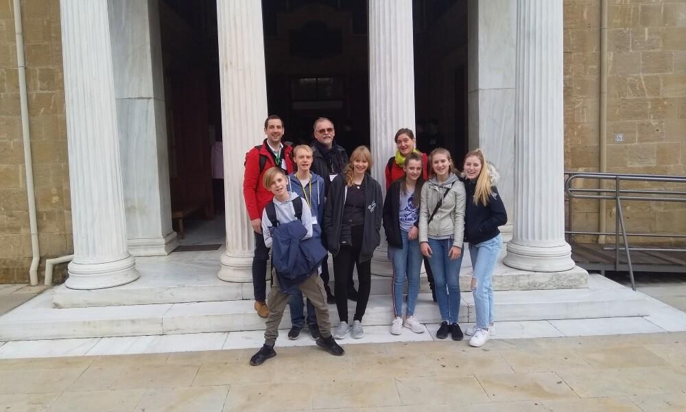 Erasmus+ Austausch auf Zypern gestartet!